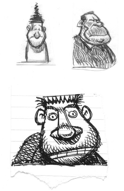 doodles from 1994