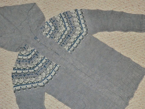 Hermione Fair Isle sweater