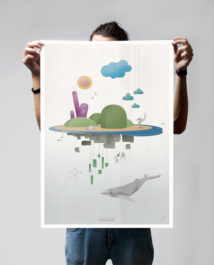 Paper Island