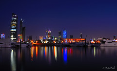 Sharq Bort (MJ_ALFeeli) Tags: tower port towers kuwait souq sharq