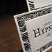 Hypnotist Letterpress Business Cards