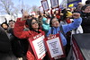 Nurses At D.C.'s Largest Hospital Go On Strike