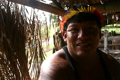 CAMPEES DO ALTO XINGU (Daiane Souza) Tags: xingu cacique matogrosso yawalapiti hukahuka uruau jogosindgenas encontrodeculturas anui