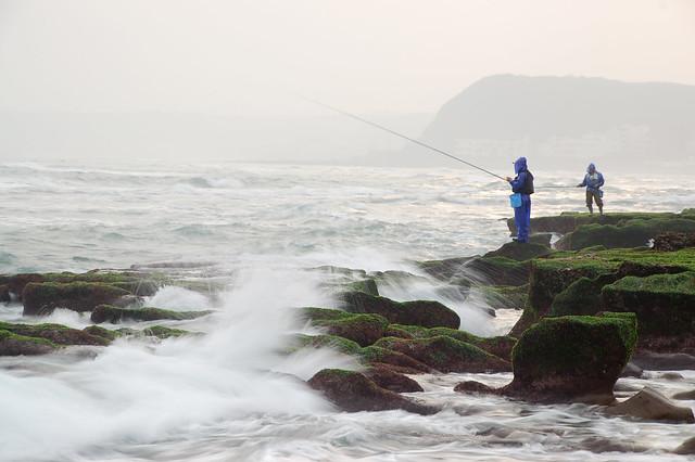 2011.03.06 台北 / 老梅石槽