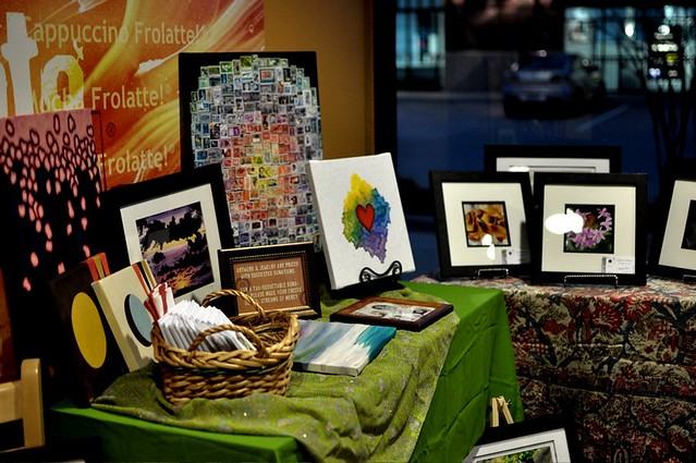 saxby's fundraiser prints and paintings