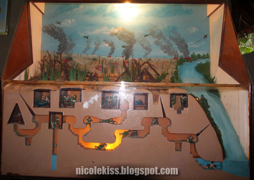 cu chi tunnel overview