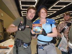 Resident Evil is a Fan