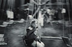 wheel of destiny () Tags: portrait motion blur andy child action andrea carousel andrew swing movimento giostra ritratto bambina sfocato altalena azione benedetti d7000