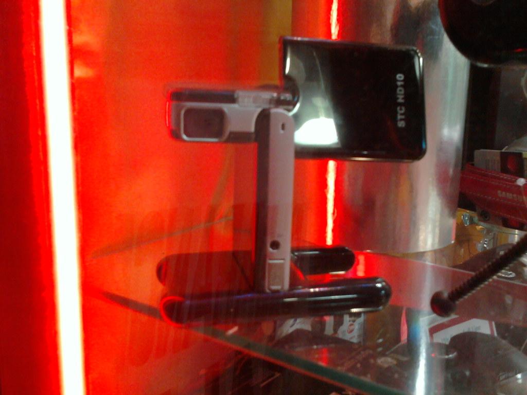 STC HD10 camcorder