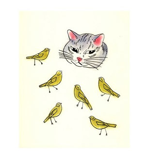 The Cat and the Canaries