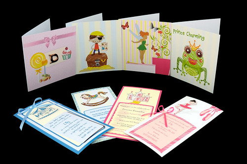 Fete Invitation Cards Designs