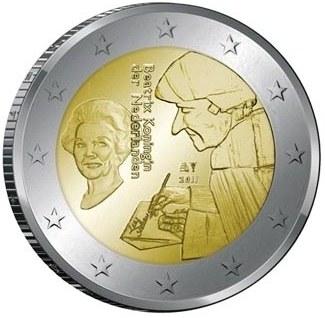 2 Euro Holandsko 2011, Erasmus Rotterdamský