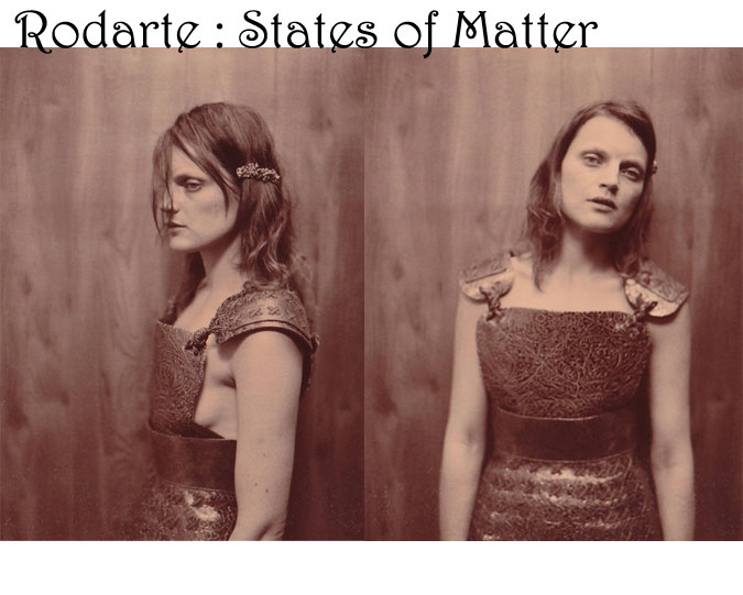 rodarte's States of Matter Exhibit at MOCA