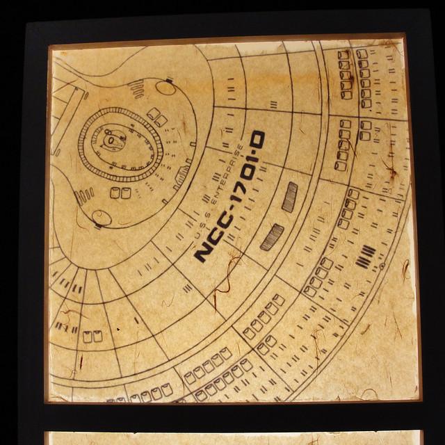 enterprise d blueprints b