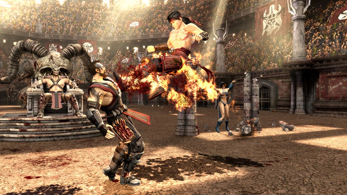 Under the Hood: Mortal Kombat: Tournament Edition Fight