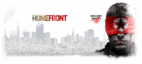 Homefront game Promo Pic