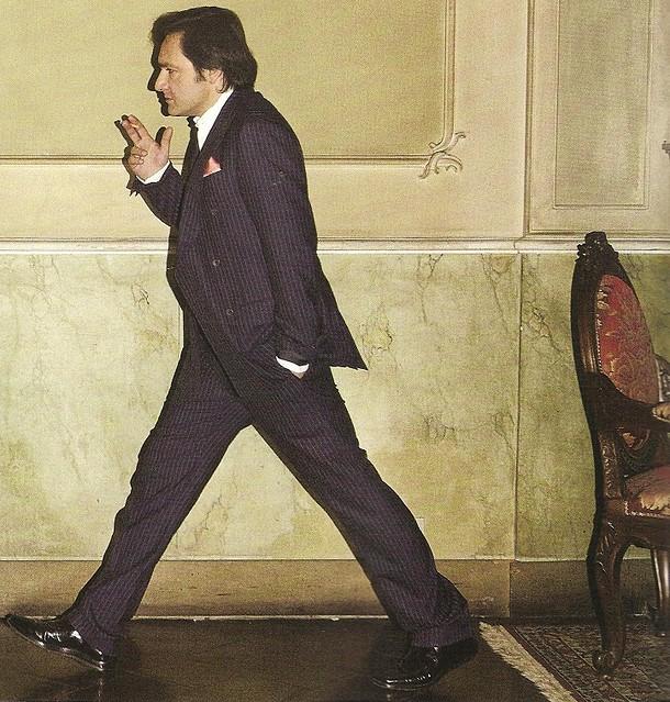 Fabio Caressa por Simone Falcetta