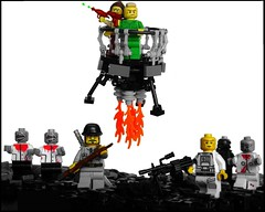 LEGO Ascension (WIP) (Joris Blok) Tags: black monkey call tank lego zombie duty nazi first wip doctor strike monkeys dempsey cosmonauts nicolai zombies lunar ascension ops raygun takeo lander rayguns docter of richtoffen