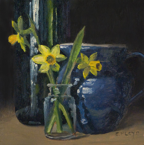 20110302 jonquils pitcher and bottle 6x6