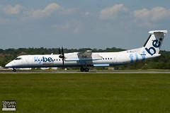 G-JECJ - 4110 - FlyBe - De Havilland Canada DHC-8-402Q Dash 8 - Luton - 100524 - Steven Gray - IMG_2594