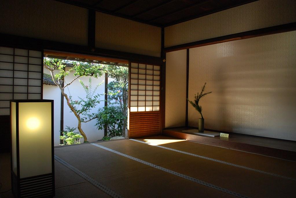 Kusatsu Japanese Historical Lodging Place w/ Ikebana