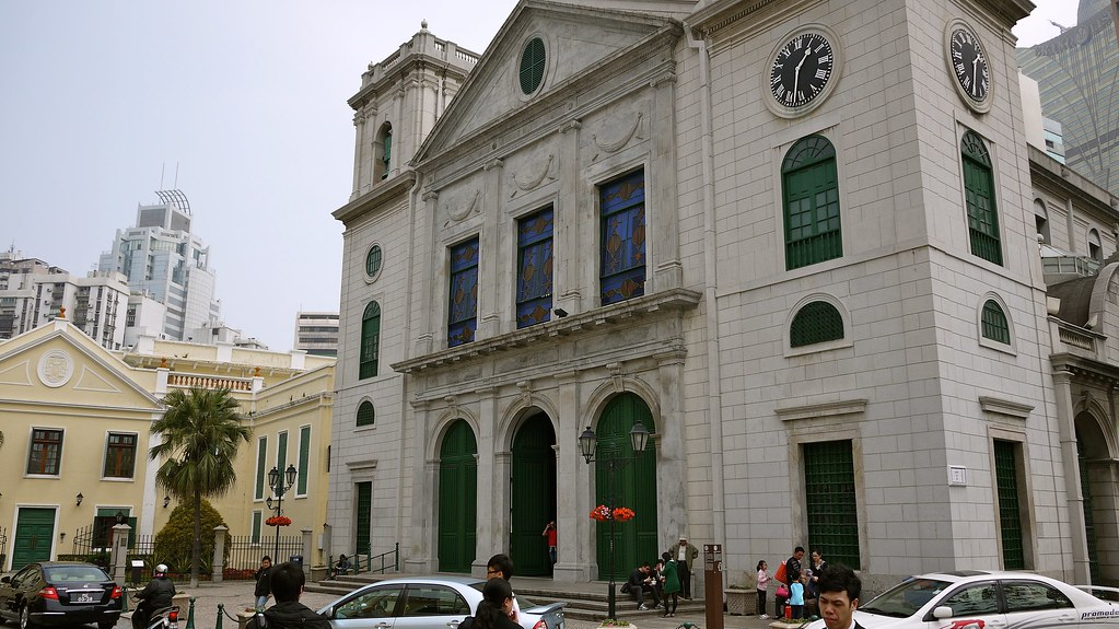 Macau Cathedral