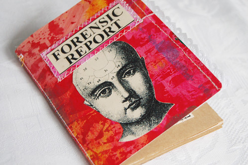 The Forensic Report Mini book