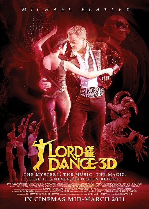the lord of the dance 3-d