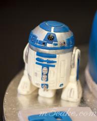 Star Wars Cake - 2