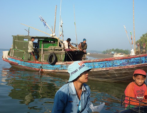 Ngwe Saung-Rivieres-Villages (3)