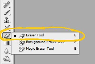 05. Eraser Tool