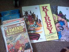 kirby, kamandi (PRJCT13) Tags: jackkirby kamandi lastmanonearth postapocalypse lastboyonearth kirbyunleashed