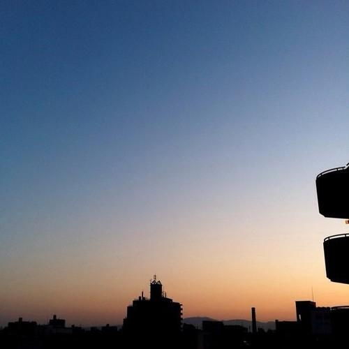 今日の写真 No.169 – 昨日Instagramへ投稿した写真(3枚)/iPhone4 + Photo fx