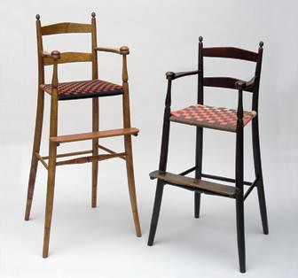 High Chairs, 1890