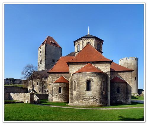 Burg Querfurt 2009
