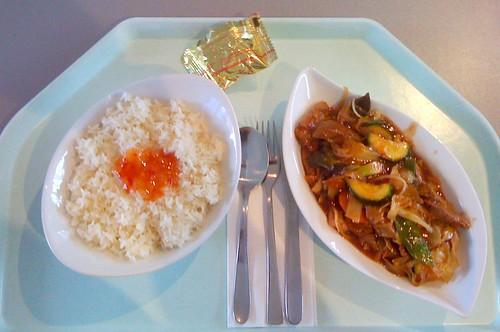 Ente in Hoi-sin Sauce / Duck in hoi sin sauce
