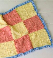 Hugs And Kisses Crochet Baby Blanket Pattern : Ravelry: Hearts & Hugs & Kisses Baby Blanket pattern by ...