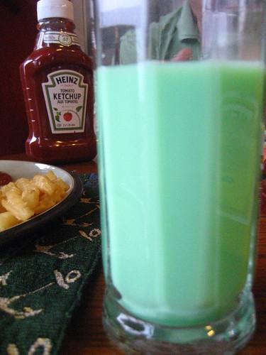 Green Milk