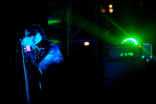 Julian Casablancas: The Strokes Live @ Auditorium Shores SXSW
