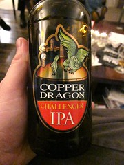Copper Dragon Challenger IPA