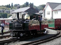 Ffestiniog Railway (Malcolm Bott) Tags: wales britishisles unitedkingdom transport railway gwynedd