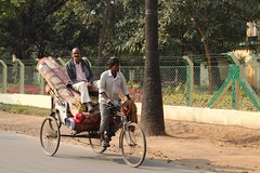 Carpet Ride (Stuart Borrett) Tags: india 2014 isem santiniketan