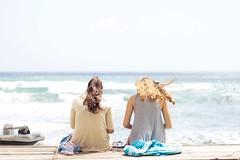 (cristina or) Tags: lasnegras cabodegata chicas girls almeria friends amigas robado mar sea