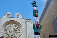 Baixada de les escales de la Catedral de Tarragona (Escipi) Tags: castells tarragona catedral pilar collasantperesantpau santatecla2016 minoltamd50mm17 zoghyilenseturbo2