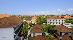 Top floor view (A. Wee) Tags: fourpoints spg kuta bali  indonesia  resort hotel
