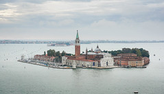 San Giorgio Maggiore (Txulalai) Tags: venecia venezia venice italia arquitectura iglesia catedral cathedral church travel agua paisaje landscape sonyilce6000 sony sonya6000 sonyalpha6000