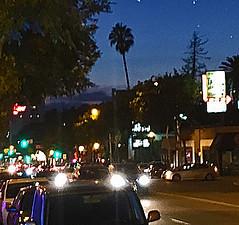 Saturday Night/Santa Monica Blvd (dog97209) Tags: saturday nightsanta monica blvd west hollywood was bustling