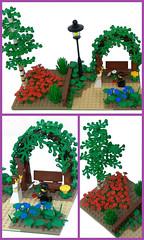 Be My Brickentine - Men's Contest 2011 (Kris_Kelvin) Tags: wedding love lego joy