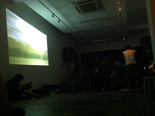 Under the Velvet Sky + zai kuning
