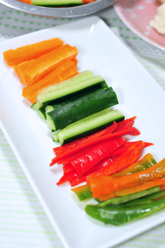 Home-Pickled Vegetables, 自制酱菜